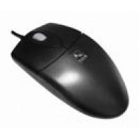 Мишка A4tech OP 620D Оптична USB черна