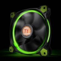 Вентилатор THERMALTAKE  Riing 14 LED Зелен