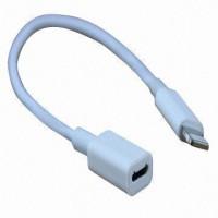 Кабел Apple OTG Lighting M / USB AF - CU274