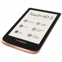 "eBook четец POCKETBOOK Touch HD3 PB632-K-WW 6"" Spicy Copper"