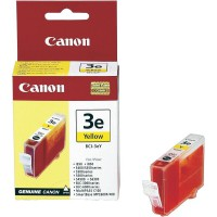 Консуматив Canon BCI-3eY BubbleJet S 400/ S 450/ S 500/ S 520/ S 530D/ S 600/ S630/ S 750/ S 800/ i550/ i560/ i6500/ i850/ i865/ BJC-3000/BJC-6000/ BJC-6100/ BJC-6200/ BJC-6500  Yellow