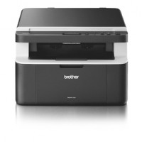 Brother DCP-1512E P/S/C, 20 ppm, 2400x600dpi, USB 2.0