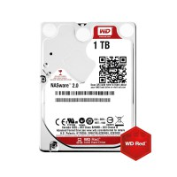 "HDD WD 1TB 16MB 5400rpm 2.5"" Red"