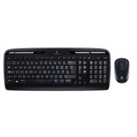 Комплект клавиатура и мишка Logitech Wireless Combo MK330