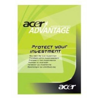 Допълнителна гаранция Acer 3Y Warranty Extension for Acer Laptops
