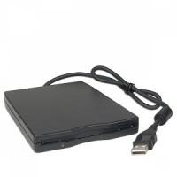Флопи външно USB  1.44MB  черно