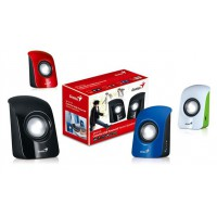 Speakers Genius SP-U115 1.5W USB