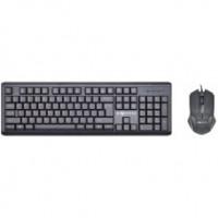 Геймърска клавиатура Roxpower GK-20 USB черна