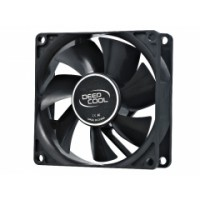 Вентилатор 80x80x25mm DeepCool DP-XFAN80 1800 RPM