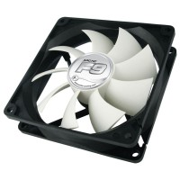 Вентилатор 92x92x25mm Arctic Cooling Arctic Fan F9 AFACO-09000-GBA01 1800 RPM