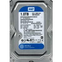 Твърд диск WD 1TB 64MB Sata3 Blue