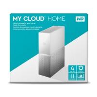 Мрежово архивиращо устройство WD MyCloud Home 4TB LAN 1000Mbps NAS Gigabit + USB 3.0