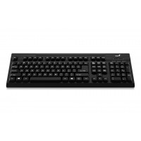 Клавиатура Genius  KB-125 USB Black
