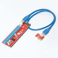 Конвертор Екстендер Mining Riser/Extender PCI Express 1x to 16x