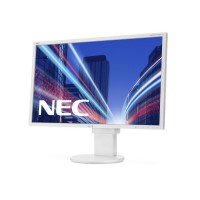 "Монитор втора употреба NEC MultiSync EA223WM 22"" 5ms 250cd 1000:1 1680x1050 VGA DVI DP USB white"
