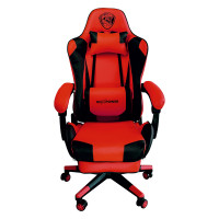 Геймърски стол Roxpower Gaming T-Rox GC75 червен