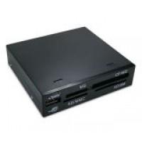 "Flash card reader int. Spire SP337CB 3.5"" USB2.0"