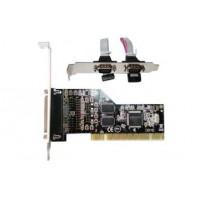 Конвертор PCI to serial+parallel port