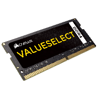 Памет Corsair DDR4 2133MHZ 16GB SODIMM CL15-15-15-36 CMSO16GX4M1A2133C15