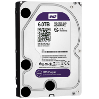 HDD WD 6TB 64MB 5400rpm Purple AV