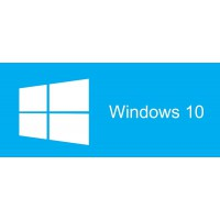 Програмен продукт с OEM Windows Home 10 64Bit Bulgarian 1pk DSP DVD