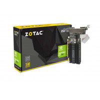 Видео карта Zotac GeForce GT710 1GB DDR3 64bit VGA DVI HDMI