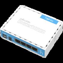 Router MikroTik RB941-2nD-Classic hAP lite