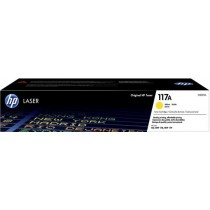 Консуматив HP 117A Yellow Original Laser Toner Crtg HP Color Laser 150a 150nw MFP 178nw 179fnw