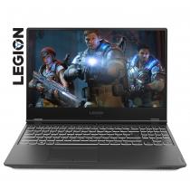 "Лаптоп Lenovo Legion Y540 15.6"" IPS 1080P Antiglare i7-9750H GTX 1650 4GB 8GB DDR4 1TB HDD + 128GB SSD m.2 PCIe Backlit KBD Black"