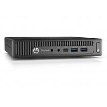 Компютър мини втора употреба HP EliteDesk 800 G2 DM i3-6100T 4GB DDR4 128GB SSD