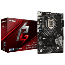 Дънна платка ASROCK Z390 PHANTOM GAMING 4S Socket 1151(300 series)  ATX RGB