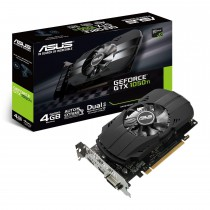 Видео карта ASUS Phoenix GeForce GTX 1050Ti 4GB DDR5 128bit DVI-D HDMI Display Port PH-GTX1050TI-4G