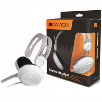 Слушалки с микрофон Canyon CNE-CHSU1W USB
