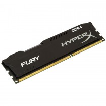 Памет Kingston HyperX FURY Black DDR4 4GB 2400MHz CL15 HX424C15FB/4
