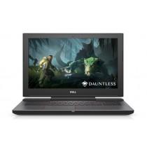 "Лаптоп Dell G5 5587 15.6"" UltraHD  IPS Anti-Glare i7-8750H 6-Core 16GB 2666MHz DDR4 1TB HDD+512GB SSD NVIDIA GeForce GTX 1060 6GB GDDR5"