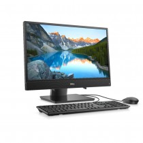 Настолен компютър All in One Dell Inspiron AIO 3280 Core i3-8145U 21.5-inch 1080p Anti-Glare  8GB 2666MHz DDR4 1TB HDD Keyboard&Mouse