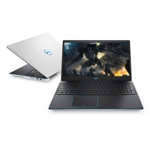 "Лаптоп Dell G3 3590 15.6"" WVA AG Core i5-9300H 8GB 512GB M.2 PCIe NVMe SSD GeForce GTX 1660Ti 6GB Win10 Alpine White with blue accent"