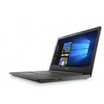 """Лаптоп Dell Vostro 3568   15.6"""" HD  Anti-Glare Core i3-7020U 4GB 2400MHz DDR4 1TB HDD DVD+/-RW Intel HD 620 Black"""