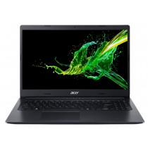 "Лаптоп Acer Aspire 3 A315-55G-33GJ i3-10110U 15.6"" 1080p AG 8GB 512GB SSD PCIe GeForce MX230 2GB Black"