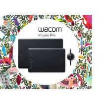 Графичен таблет Wacom Intuos Pro M + Corel Painter 2018