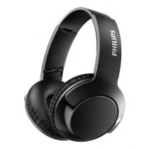Безжични Bluetooth слушалки Philips 40 мм мембрани/затворен гръб  цвят черен