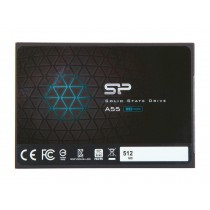 """Твърд диск SSD SILICON POWER A55 512GB 2.5"""" SATA3 read/write up to 560/530MB/s"""