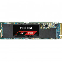 Твърд диск SSD Toshiba RC500 250GB M.2 2280 NVMe PCIe Gen3x4 read/write up to 1700 / 1200MB/s