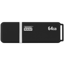 Флаш памет GOODRAM 64GB UMO2 GRAPHITE USB 2.0