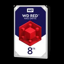 Твърд диск WD Red 8TB SATAIII 256MB for NAS