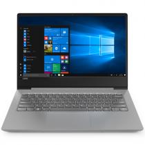 "Лаптоп Lenovo IdeaPad UltraSlim 330s 14.0"" IPS FullHD Antiglare i5-8250U  8GB DDR4 256GB SSD USB-C HDMI WiFi BT HD cam Platinum Grey"