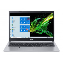 "Лаптоп Acer Aspire A515-55-57NS 15.6"" FHD IPS, i5-1035G1 8GB 512GB SSD UHD Graphics Win 10 Home Pure Silver NX.HSNEX.004"