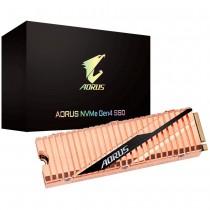 Твърд диск SSD Gigabyte AORUS 500GB M.2 2280 NVMe PCIe Gen4 read/write up to 5 000/2 500MB/s