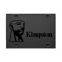 "Твърд диск SSD Kingston A400 120GB 2.5"" 7mm read/write up to 500/320MB/s"