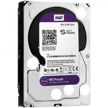 """Твърд диск WD Purple 8TB 3.5"""" 64MB 5400rpm SATA 6Gb/s WD80PURZ"""
